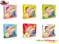 Gumki Rainbow Loom Bands 300ps, kartonik mix color
